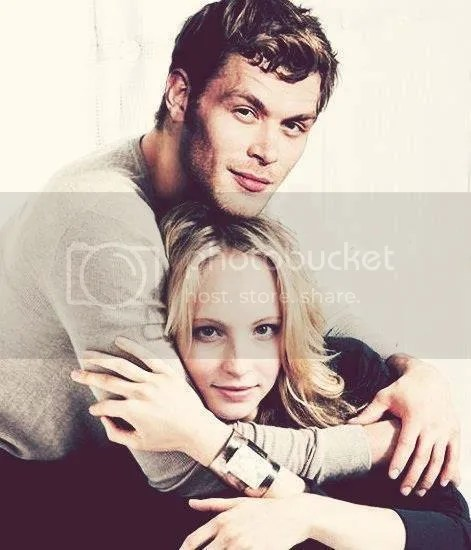 Just a little post about Niklaus Mikaelson & Caroline Forbes