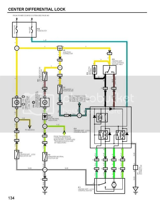 toyota 4runner trailer wiring diagram lighted rocker switch cdl problems need   ih8mud forum