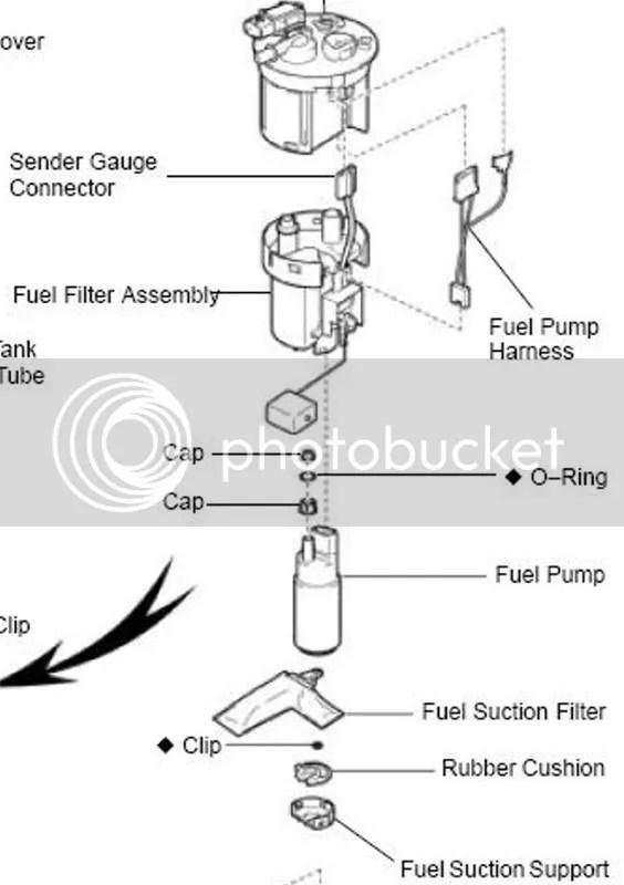 Spyder Fuel Filter