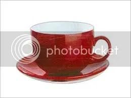 Read tea cup