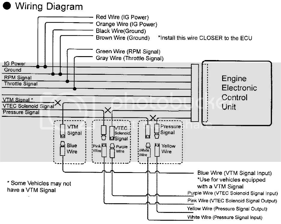 aem uego sensor wiring diagram how to wire outside lights diy: apexi vafc 1st gen - unofficial honda fit forums