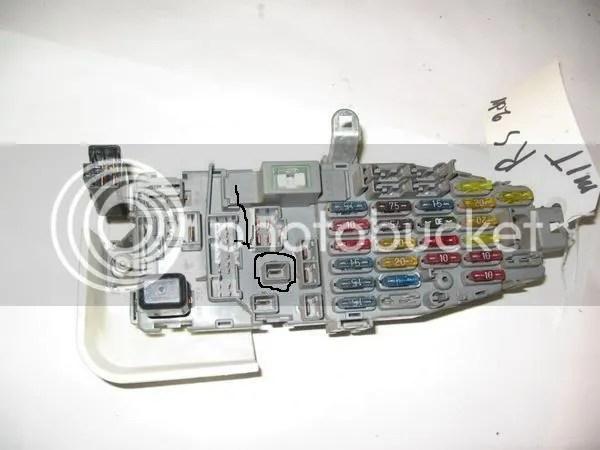 Thread 1994 Integra Fuse Box Diagram