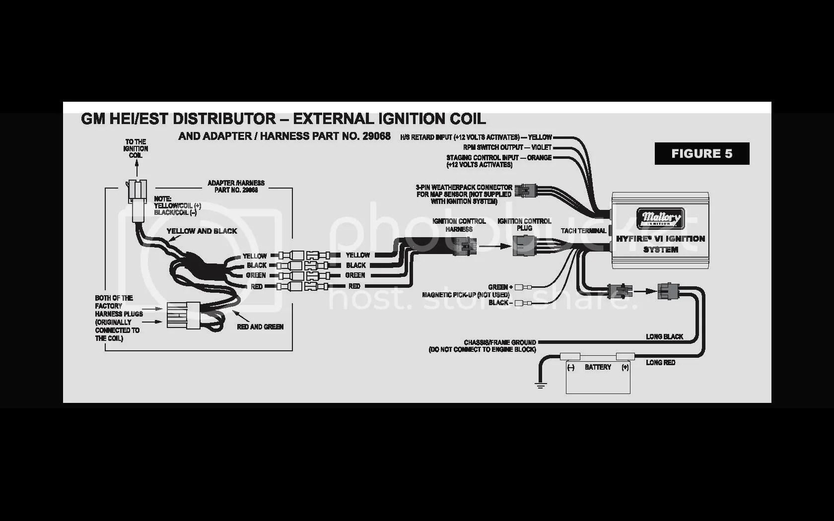 Mallory 685 Ignition Wiring Diagram - Wiring Diagram List on