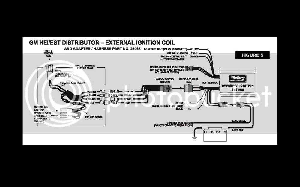 medium resolution of mallory 685 ignition wiring camaro forums at z28com
