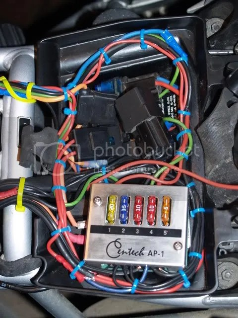 2007 Bmw R 11 Motorcycles Fuse Box Diagram