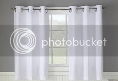 Sill Length Curtains