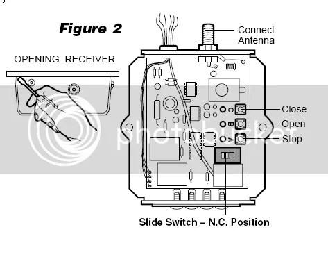 Lift Master Sensor Wiring Schematic Lift Master Wiring