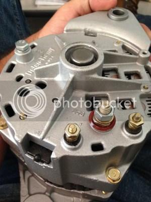 Delco Remy 22si wiring