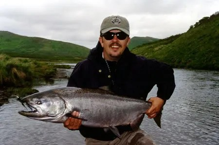 Kodiak Island King Salmon