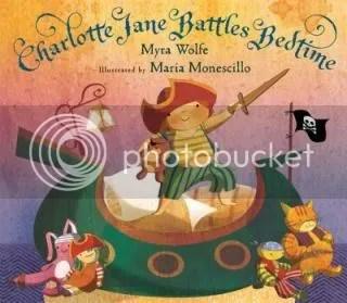 Charlotte Jane Battles Bedtime