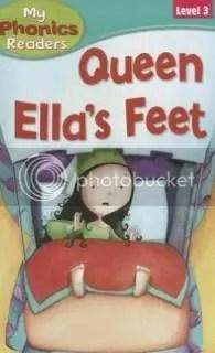 Queen Ella's Feet