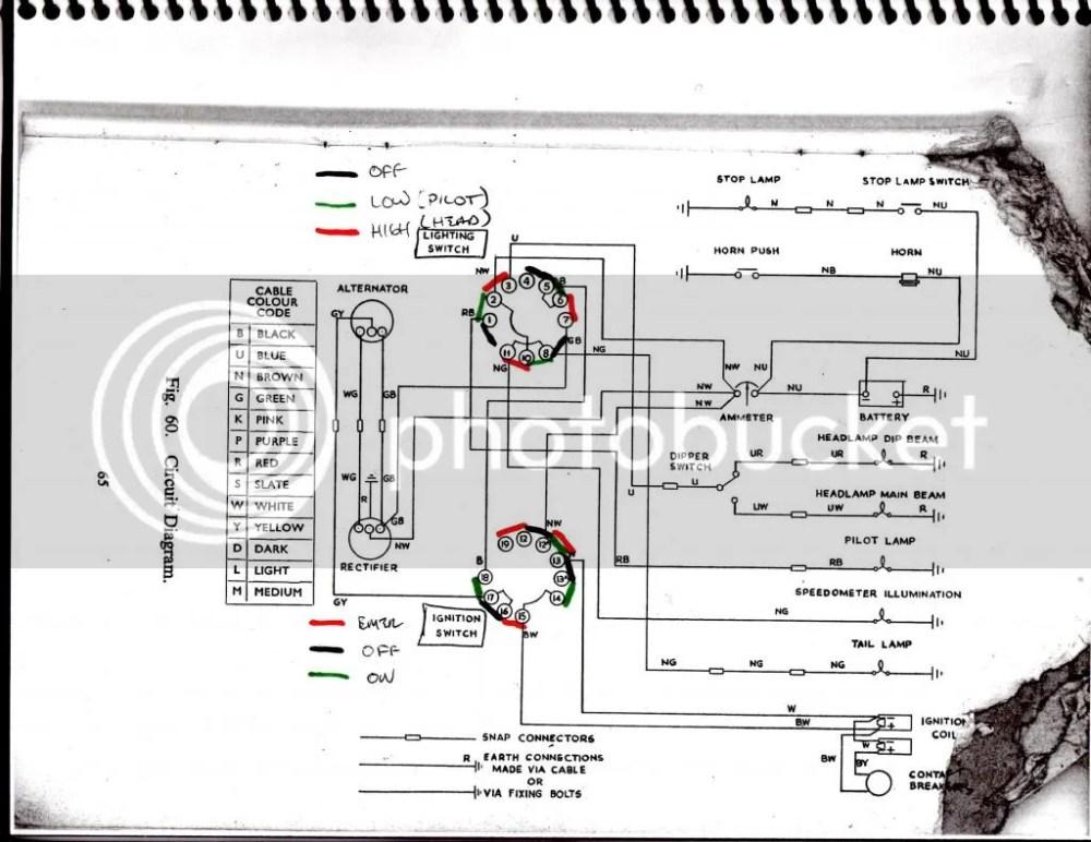 medium resolution of bsa a10 wiring diagram wiring schematic diagram 52 lautmaschine com bsa 441 wiring diagram