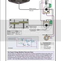 Duncan Designed Wiring Diagram Pioneer Avh P3100dvd Squier Vintage Modified Www Toyskids Co Pbass More Knobs Than You Need Telecaster Guitar Forum Jazz Bass
