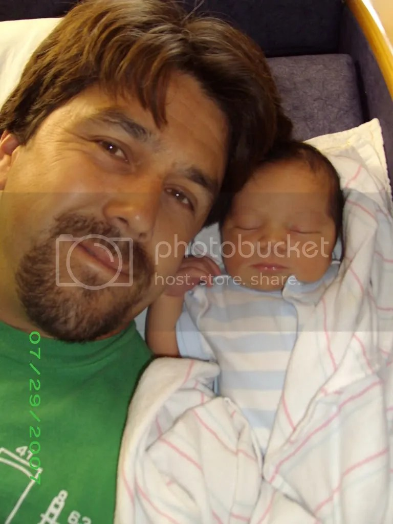 daddy and jude