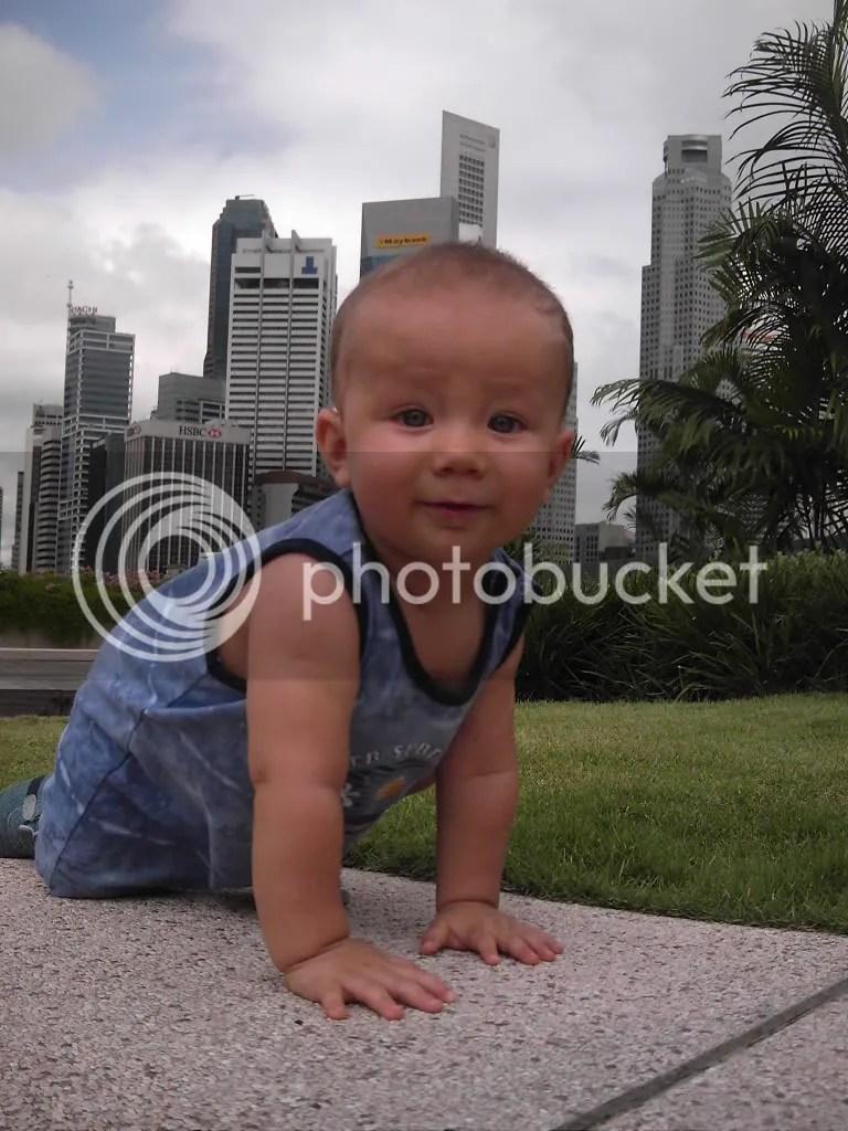 Ez in Singapore