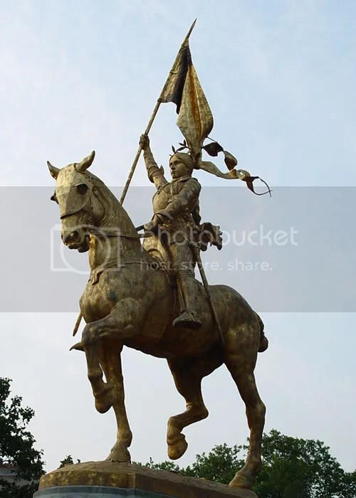Joan of Arc, PA