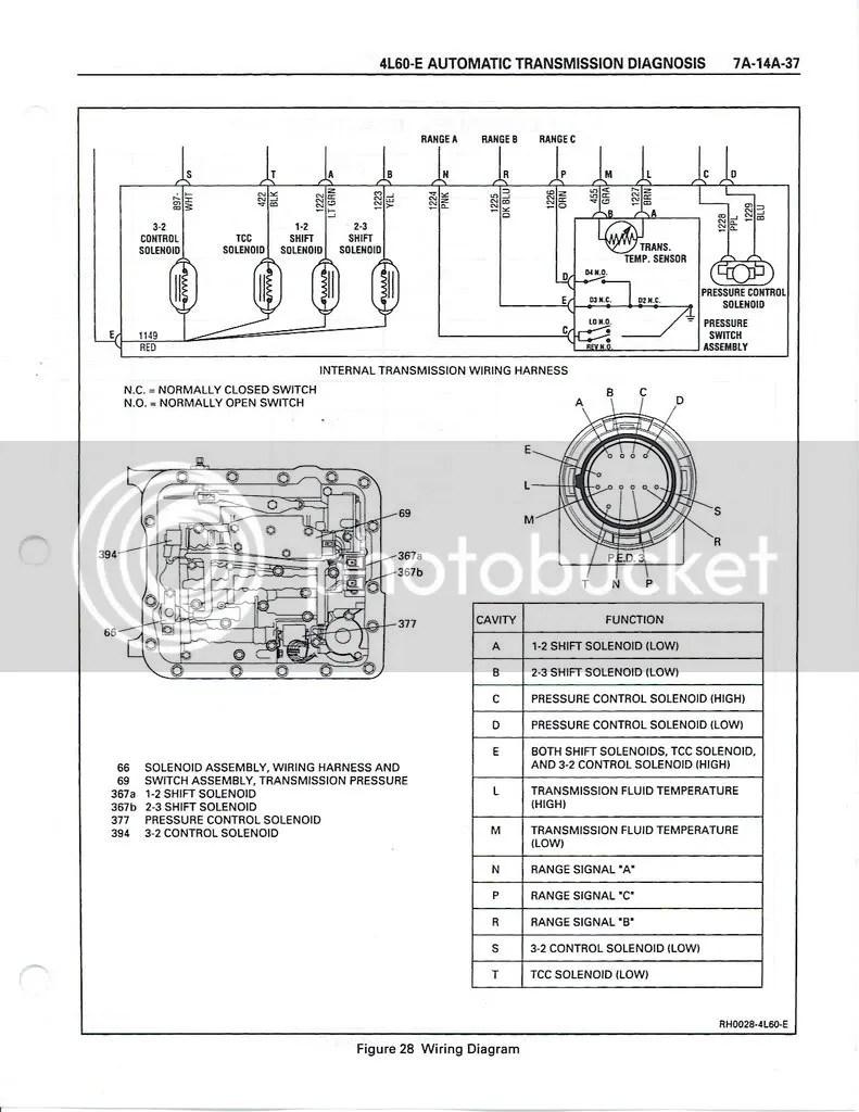 medium resolution of 94 4l60e wiring michaelmauldin2 s blog 94 97 lt1 standalone wiring harness with 4l60e ebay