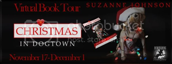 "Going home: ""Christmas in Dogtown"" by @Suzanne_Johnson - #recipe & #review"