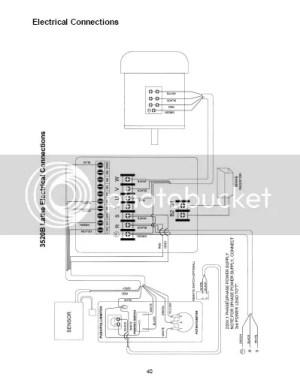 Wiring a remote to VFD
