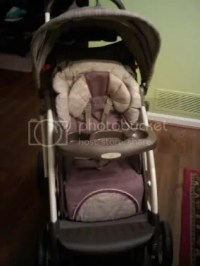 Laura Ashley Graco Travel System