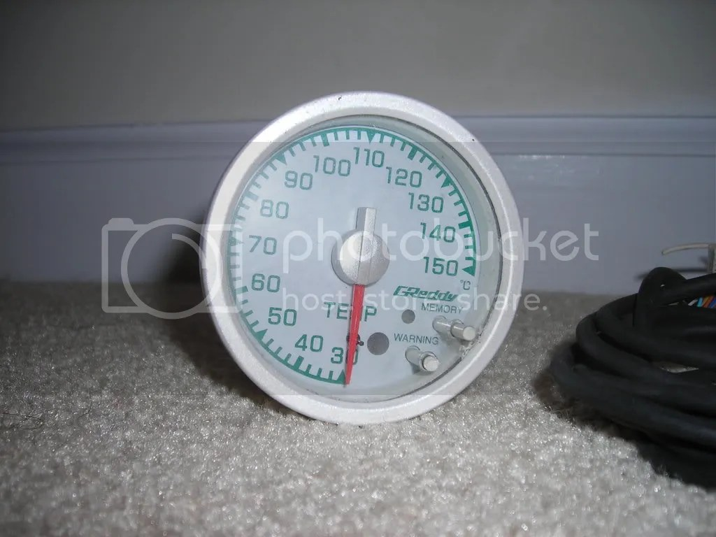 nitrous water temp gauge wiring diagram zenith updraft carburetor greddy 52mm