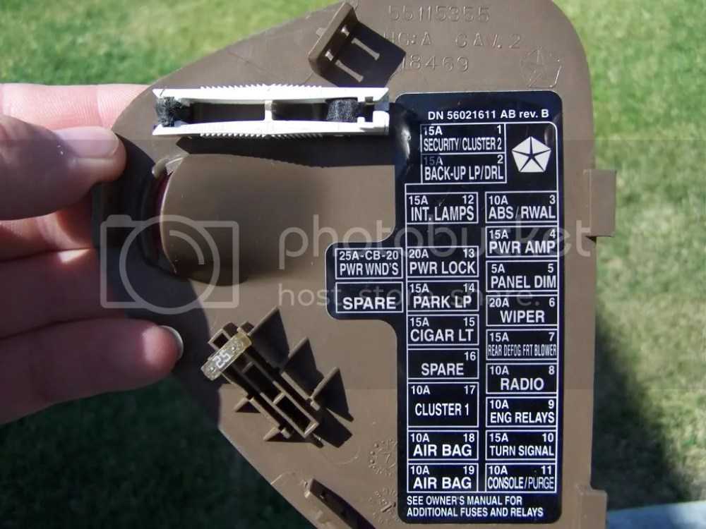 medium resolution of 1999 dodge durango fuse box diagram heater