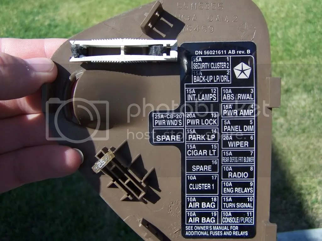 hight resolution of 1999 dodge durango fuse box diagram heater