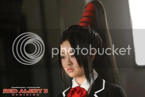 Izumi.. starred by Julia Ling.. sisters of Yuriko