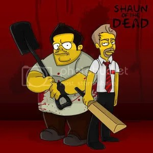 Shaun of the Dead Flash Game