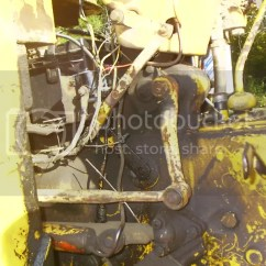 1964 Ford 4000 Tractor Wiring Diagram Copper Element Glow Plug Harness D Yesterday S Tractors
