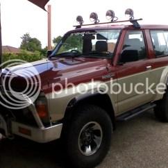 Ipf Spotlight Wiring Diagram Jeep Wrangler Subwoofer Roof Rack Spotlights Gq Patrol 4x4 Nissan