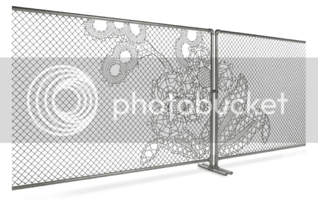 Demakersvan, Lace Fence