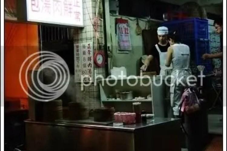[临江街夜市]美食寻访*正常鲜肉汤包