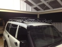 roof racks for nm pajero?? - Pajero 4WD Club of Victoria ...