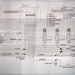 98 Integra Alarm Wiring Diagram 1984 Porsche Carrera Acura Www Toyskids Co Need Help With 300sdl Keyless Entry Install Mercedes 1998 2000