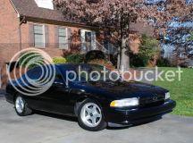 1996 impala SS black 65000 miles $11500.00 ...
