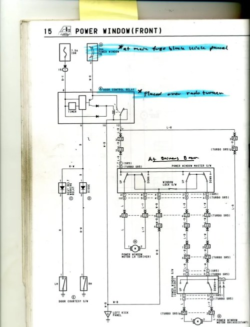 small resolution of 1995 toyota 4runner window wiring diagram diy wiring diagrams u2022 elec wiring diagram electrical