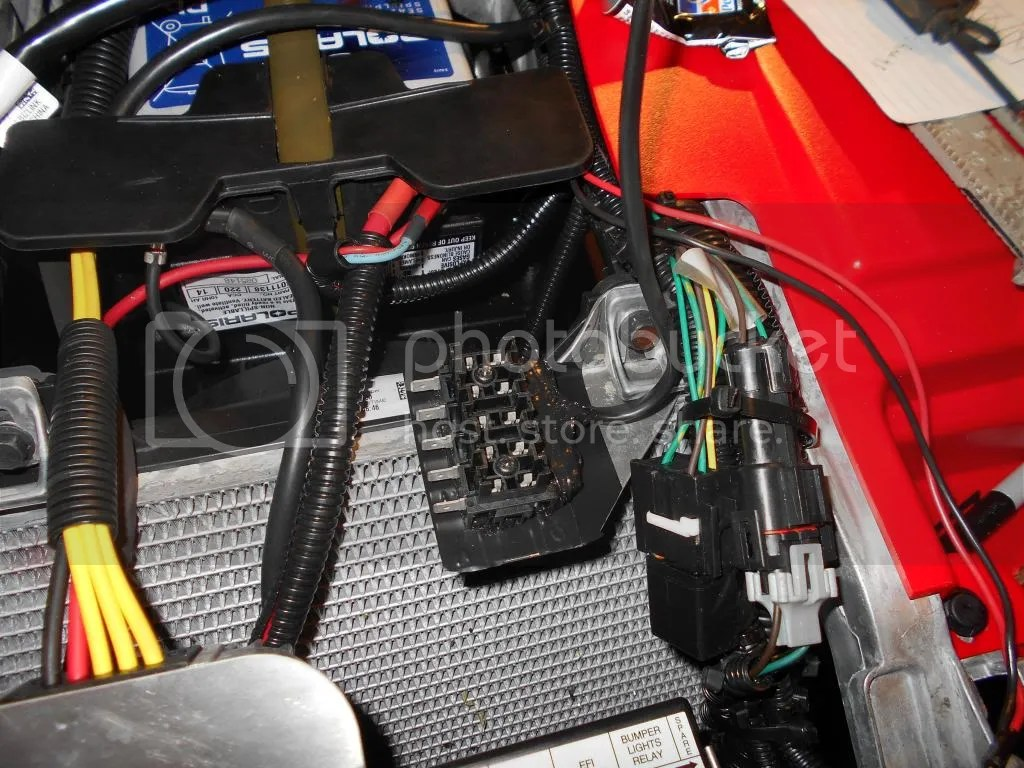 Fuse Box 2013 550 Xp Adding Rear Work Lights With Led Taillights