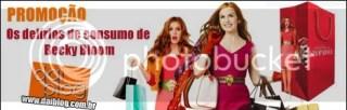 Promocao Daiblog Os delirios de consumo de Becky Bloomção Daiblog