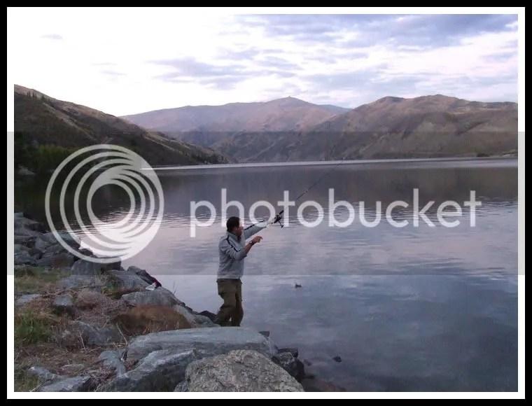 New Zealand - Alexandra, Royi Avital, Fishing