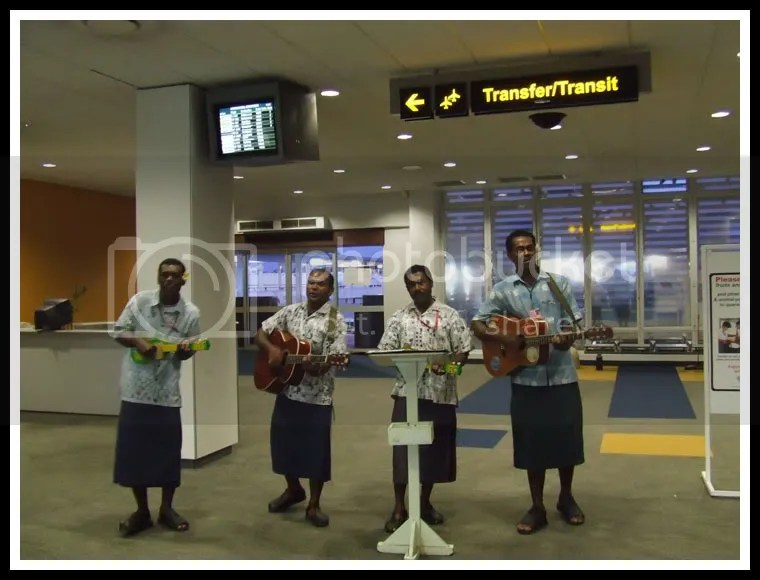 Fiji - Nadi Airport