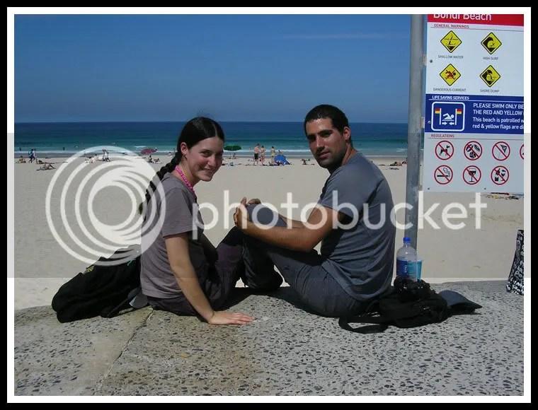 Australia, Bondi Beach, Royi Avital, Osher Merhav