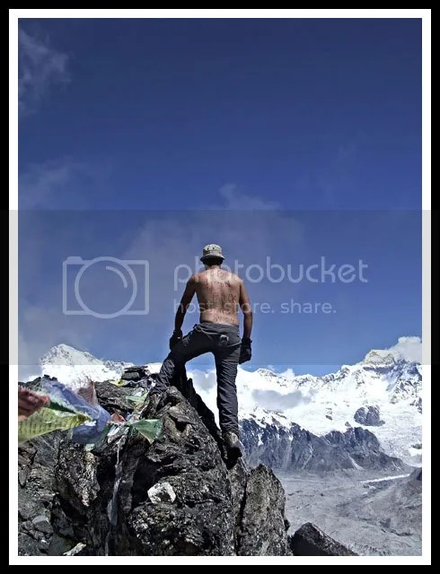 Nepal, Everest Base Camp Trek, Gokyo Ri