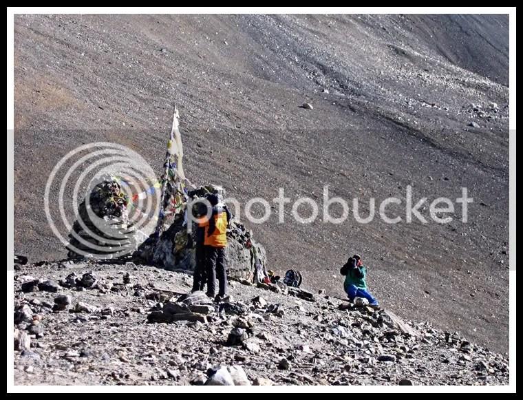 Nepal, Around Annapurna Trek, Thorong La Pass