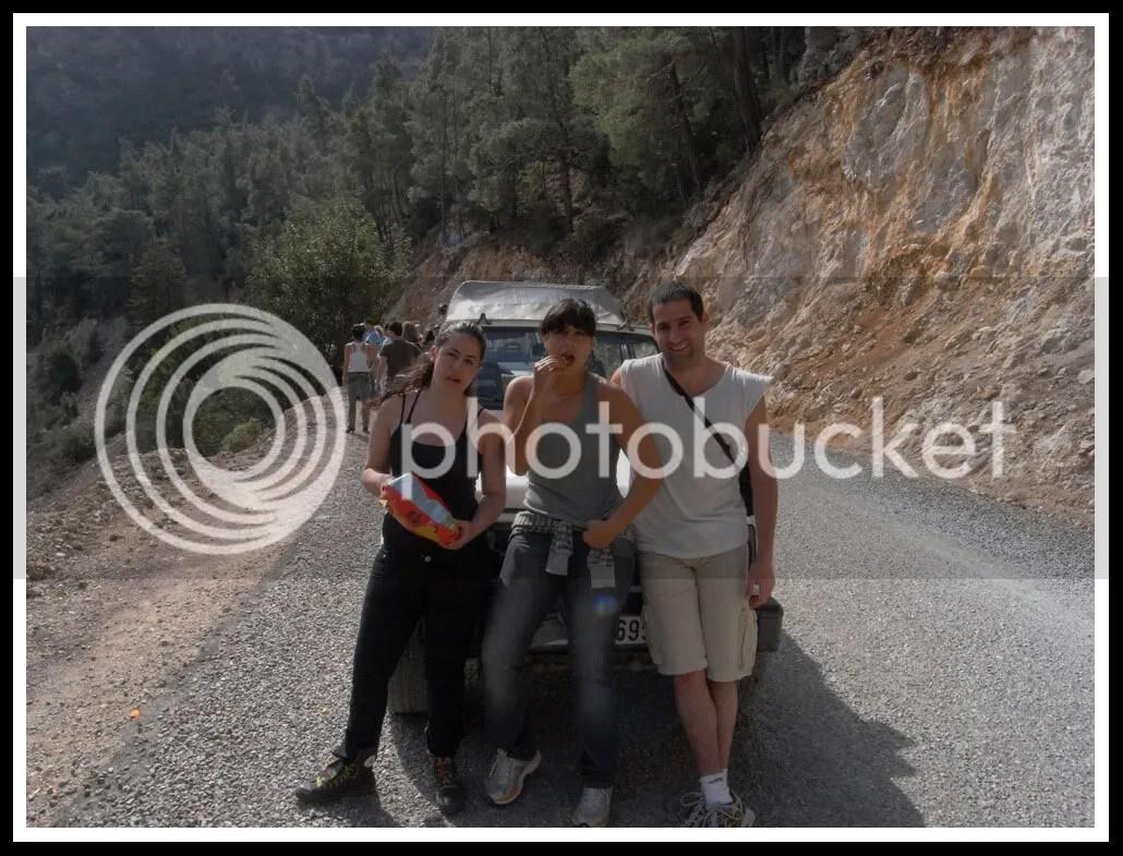 Turkey, Antalya, Jeep Trek, Royi Avital, Anat Avital, Dana Avital