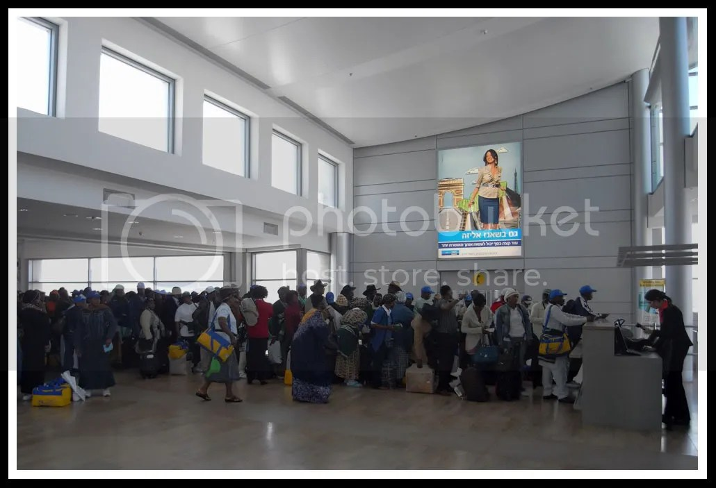 Israel, Ben Gurion Airport