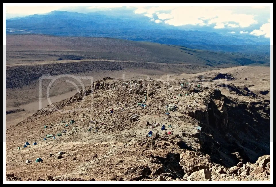 Africa, Tanzania, Kilimanjaro National Park