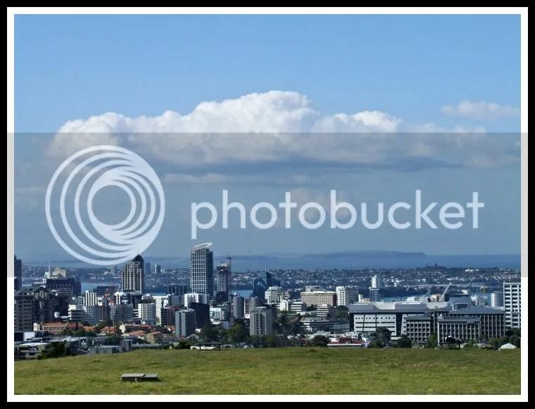 New Zealand - Mt. Eden