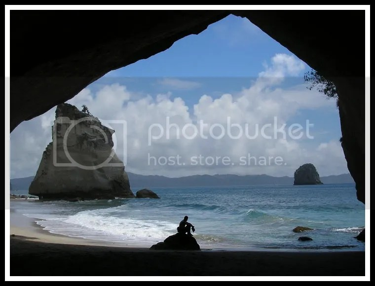 New Zealand - Cathedral Cove, Royi Avital