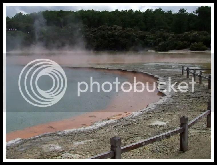New Zealand - Wai-O-Tapu Thermal Wonderland